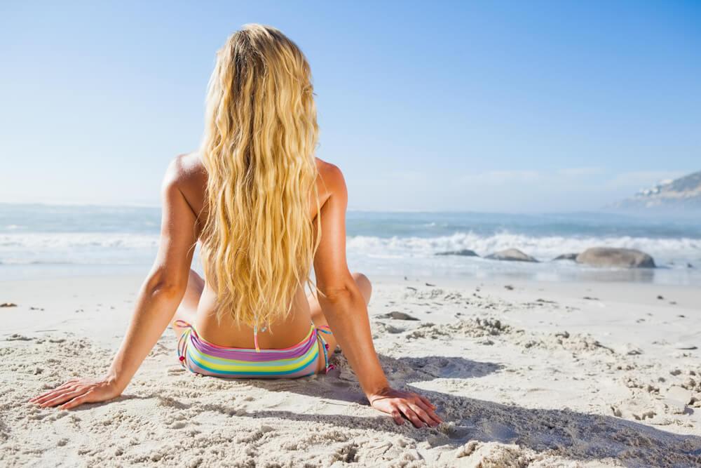cuidar el pelo  verano