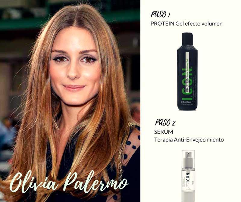 peinados Olivia Palermo