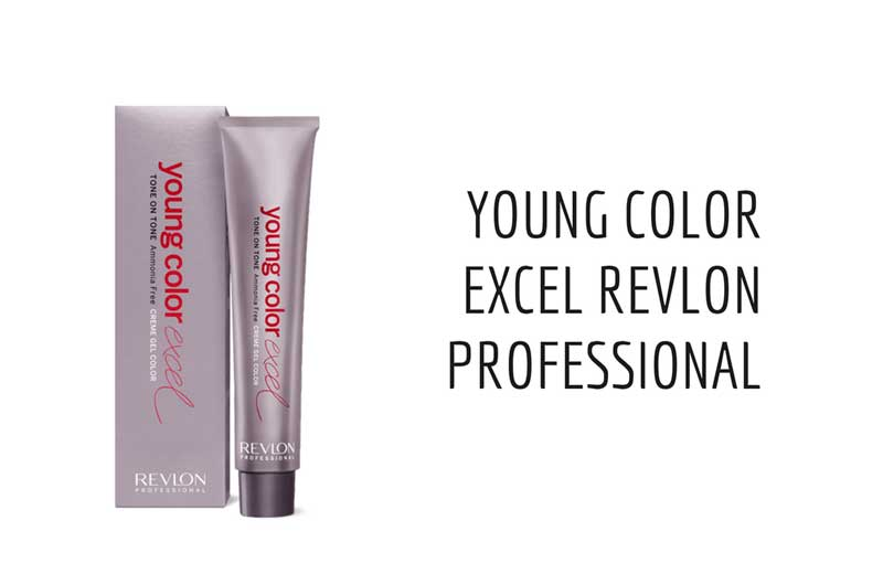 YOUNG COLOR EXCEL REVLON
