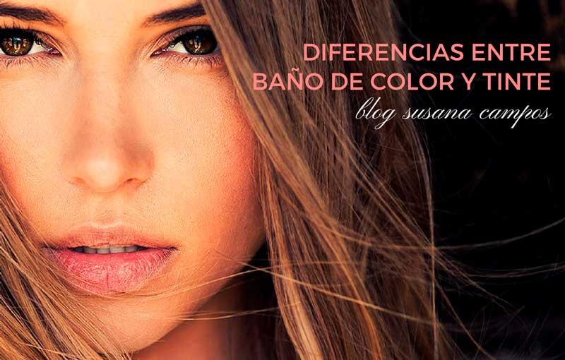 Diferencias entre bao de color y tinte Shop Online I Susana