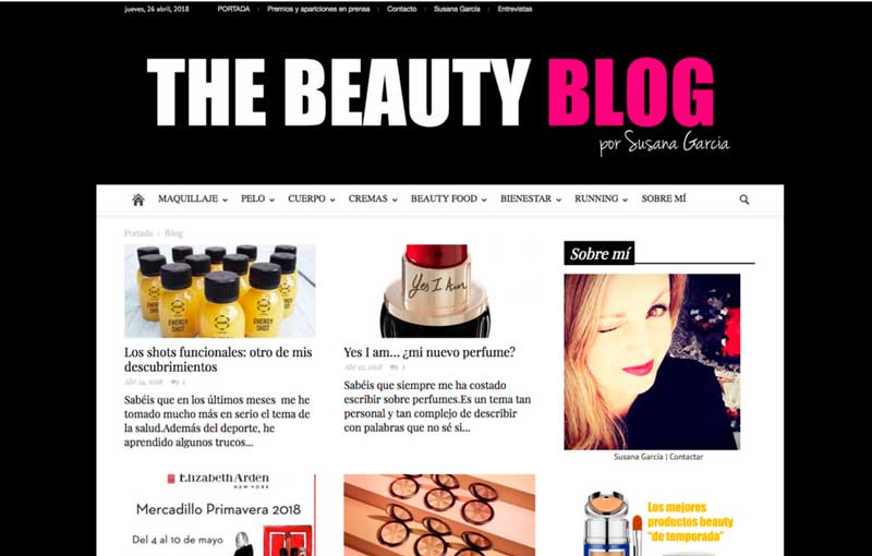 The Beauty Blog