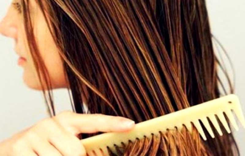 Cómo lavarse el cabello