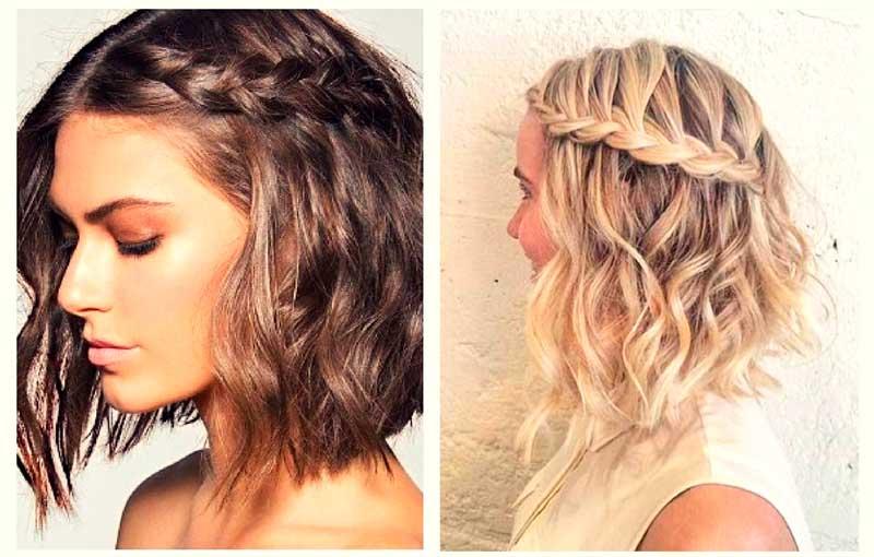 Rápido y fácil peinados pelo corto rizado Colección De Cortes De Pelo Tendencias - Los mejores peinados para el cabello corto y rizado ...
