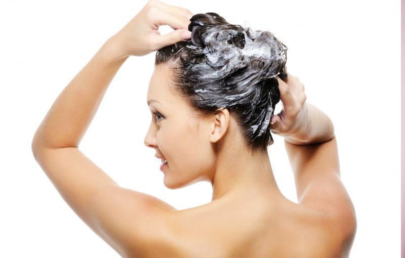 lavar el pelo