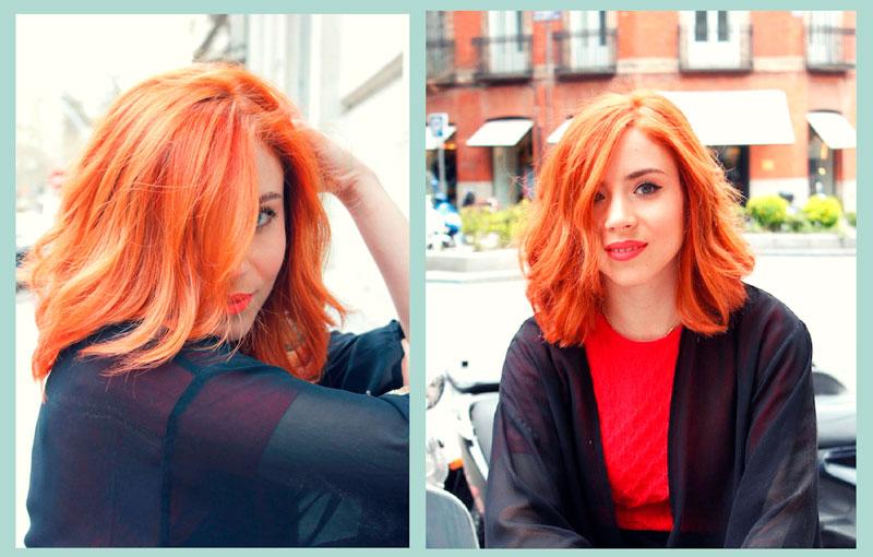 Imagenes de color de pelo cobre