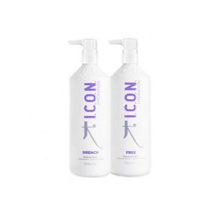 ICON champu y acondicionador hidratante de ICON