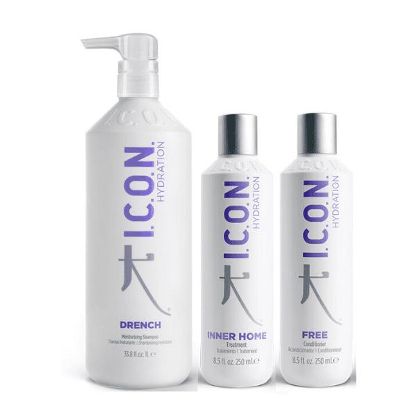 hidratacion para cabellos secos