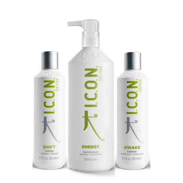 tratamiento para cabello graso de icon