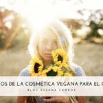Beneficios de la cosmética vegana