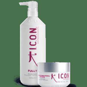 mascarilla hidratante para el cabello